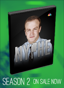Nyphe Season 2 DVD